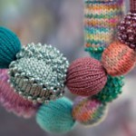 Nanette Cormack - Knitted beads